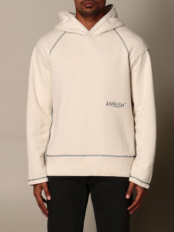 Sweatshirt Ambush: Sweatshirt men Ambush white 1