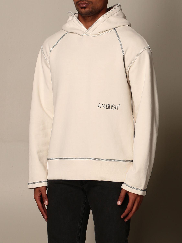Sweatshirt Ambush: Sweatshirt men Ambush white 3