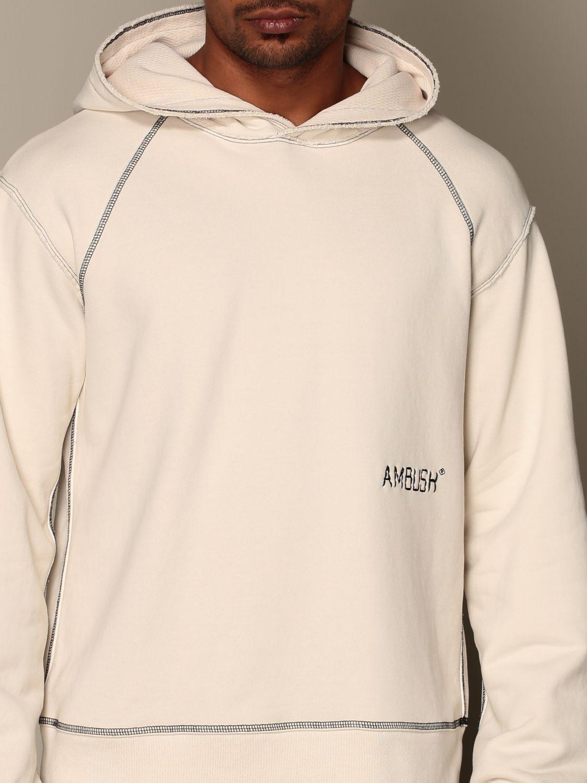 Sweatshirt Ambush: Sweatshirt men Ambush white 4