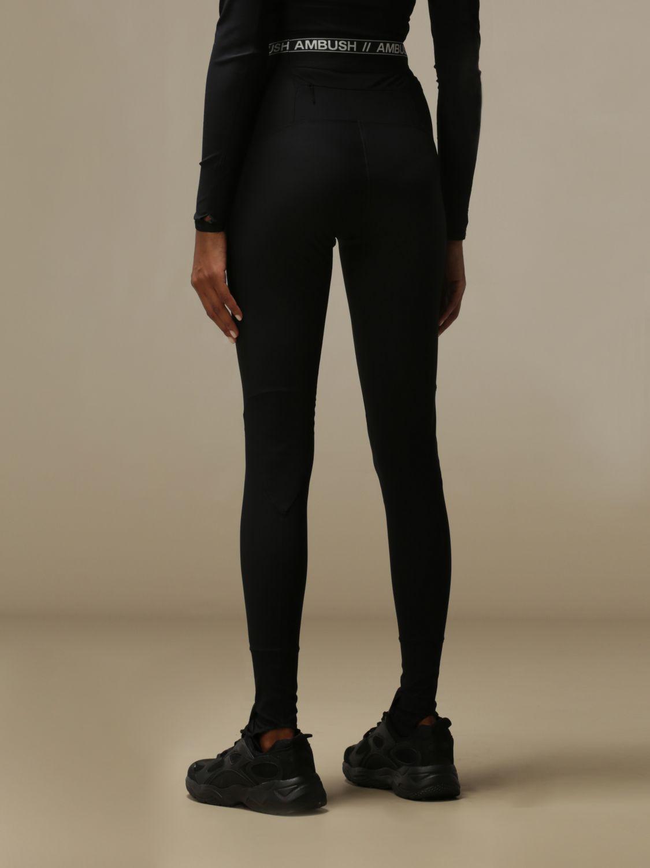 Trousers Ambush: Trousers men Ambush black 2
