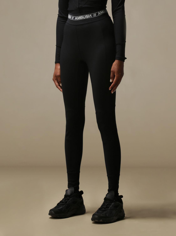 Trousers Ambush: Trousers men Ambush black 3