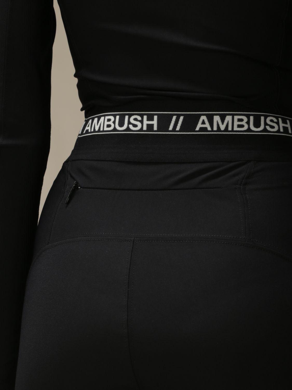 Trousers Ambush: Trousers men Ambush black 4