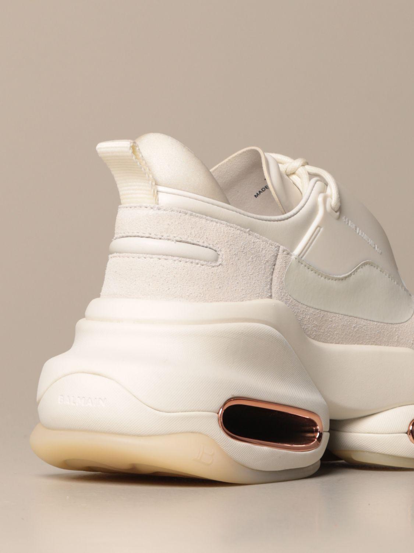 Sneakers Balmain: Sneakers women Balmain white 3