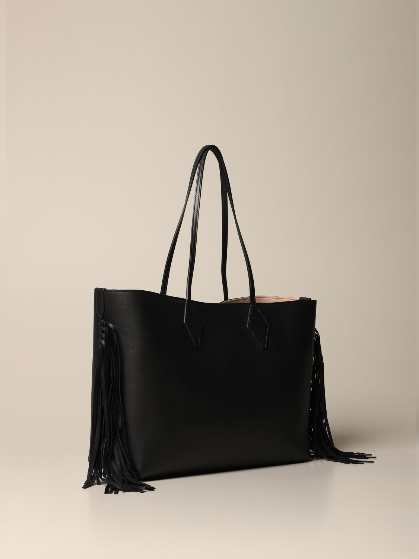 Shoulder bag Balmain: Shoulder bag women Balmain black 3