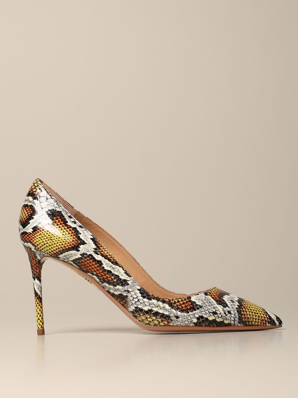 High heel shoes Aquazzura: High heel shoes women Aquazzura multicolor 1