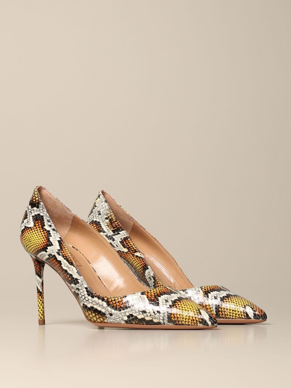 High heel shoes Aquazzura: High heel shoes women Aquazzura multicolor 2