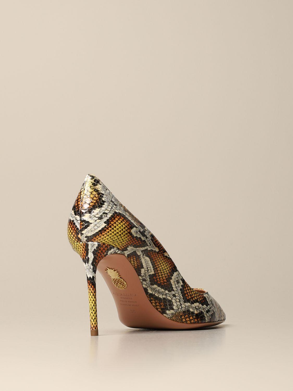 High heel shoes Aquazzura: High heel shoes women Aquazzura multicolor 3