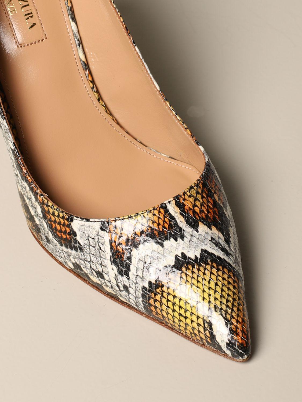 High heel shoes Aquazzura: High heel shoes women Aquazzura multicolor 4