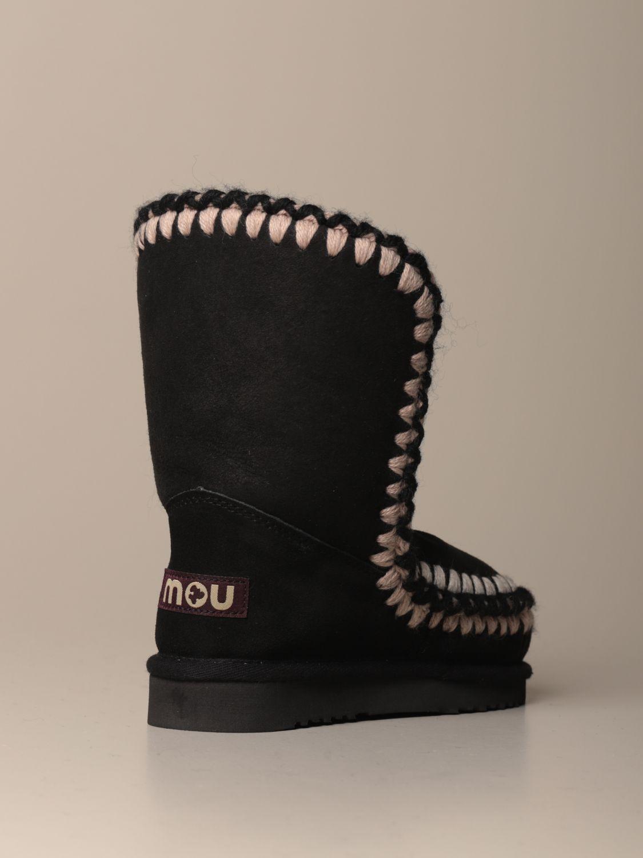 靴子 Mou: 运动鞋 女士 Mou 黑色 3