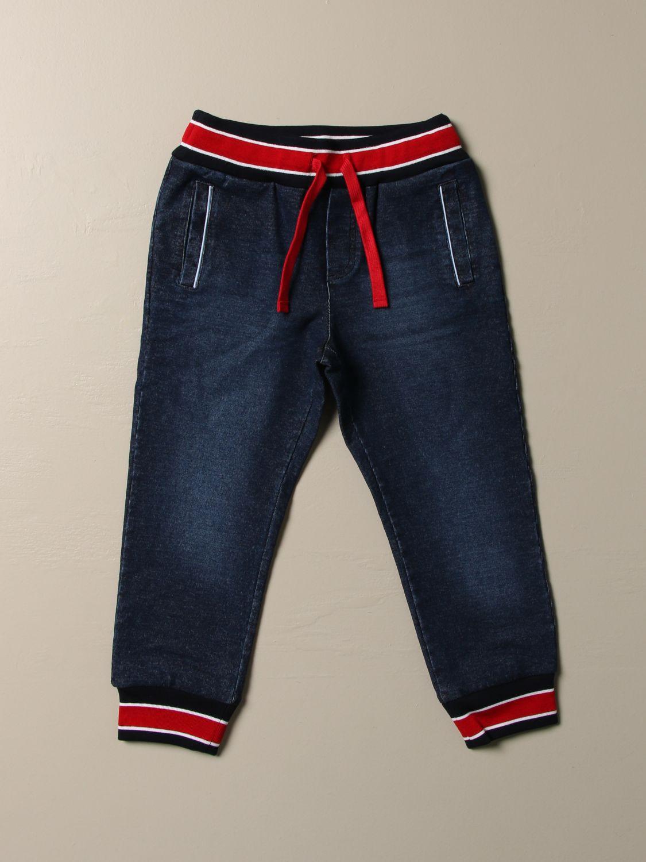 Jeans Dolce & Gabbana: Trousers kids Dolce & Gabbana multicolor 1