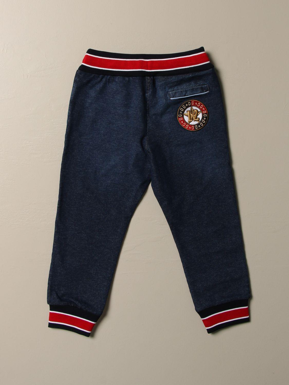 Jeans Dolce & Gabbana: Trousers kids Dolce & Gabbana multicolor 2