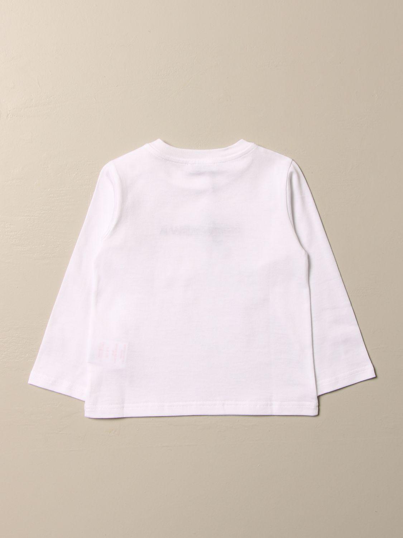 T-shirt Dolce & Gabbana: T-shirt Dolce & Gabbana con logo bianco 2