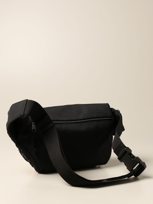 Belt bag Balenciaga: Balenciaga nylon belt bag with logo black 3