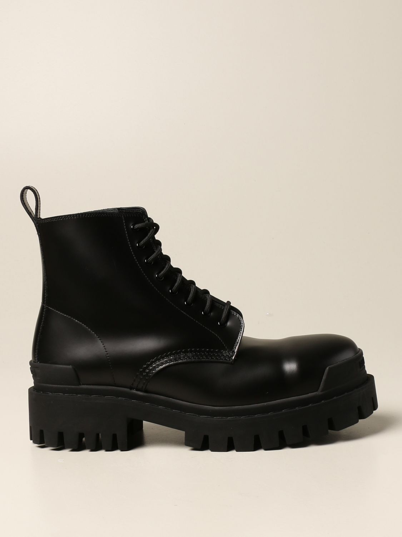 Boots Balenciaga: Boots men Balenciaga black 1
