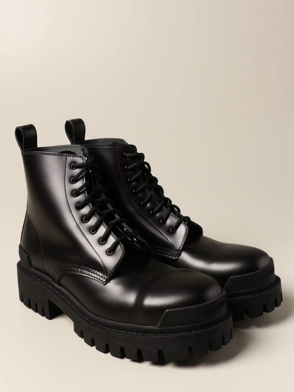 Boots Balenciaga: Boots men Balenciaga black 2