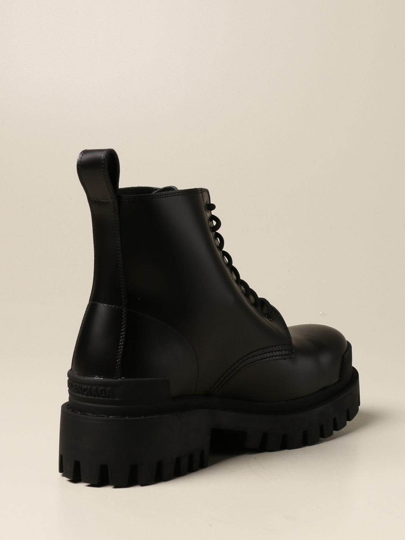 Boots Balenciaga: Boots men Balenciaga black 3