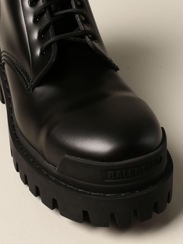 Boots Balenciaga: Boots men Balenciaga black 4