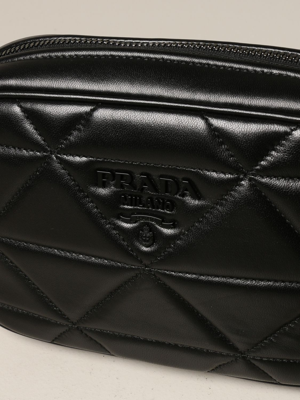 Borse a tracolla Prada: Borsa a tracolla Spectrum Prada in nappa nero 3