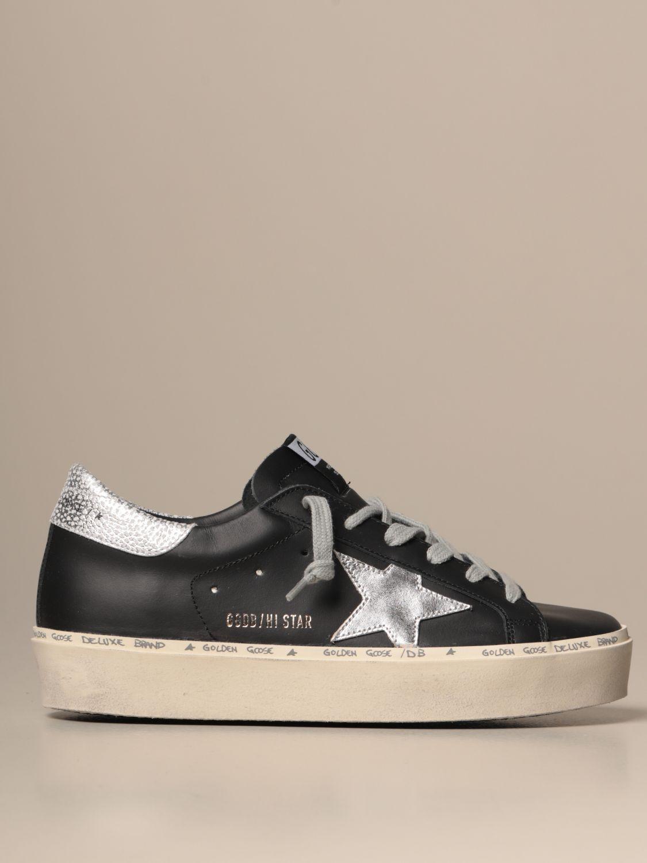 Hi Star Golden Goose sneakers in smooth