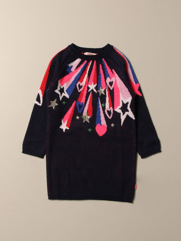 Dress Billieblush: Dress kids Billieblush black 1