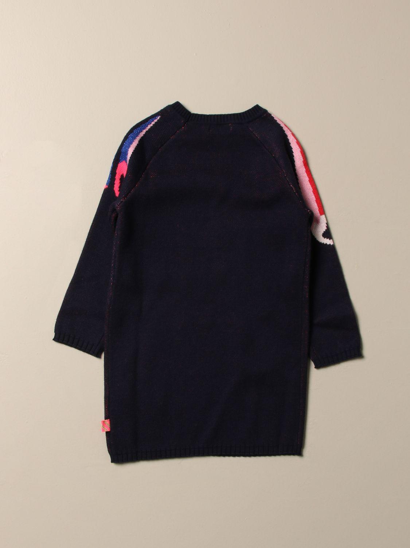 Dress Billieblush: Dress kids Billieblush black 2