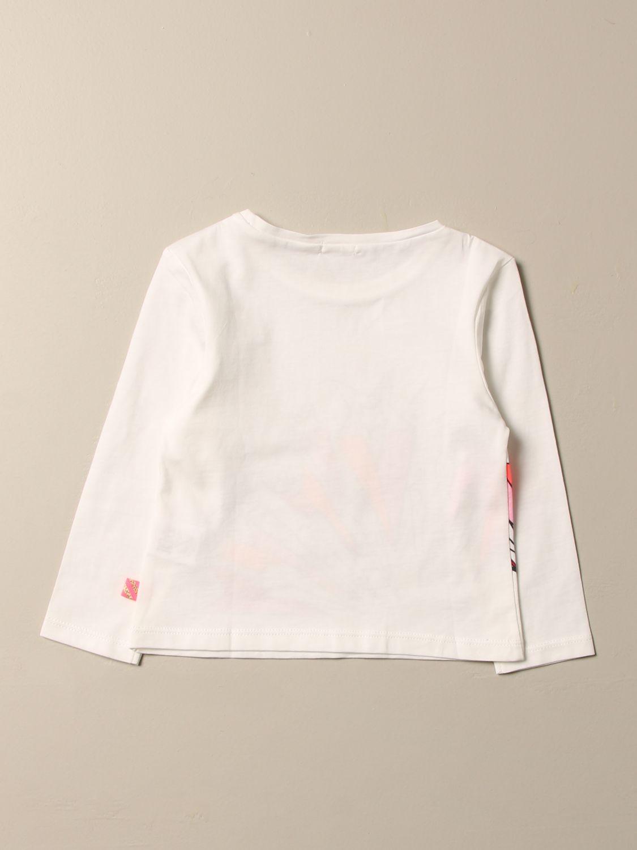 T恤 Billieblush: T恤 儿童 Billieblush 白色 2