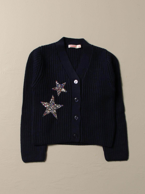 毛衣 Billieblush: 毛衣 儿童 Billieblush 蓝色 1