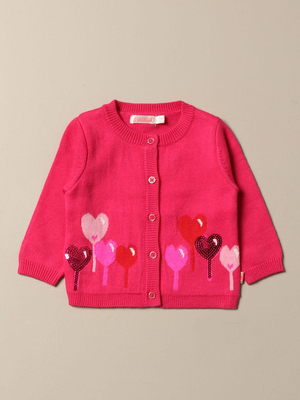 外套 Billieblush: 外套 儿童 Billieblush 紫红色 1