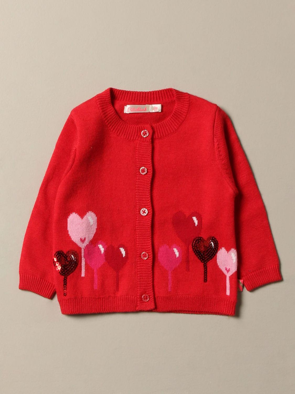 Jumper Billieblush: Jacket kids Billieblush red 1