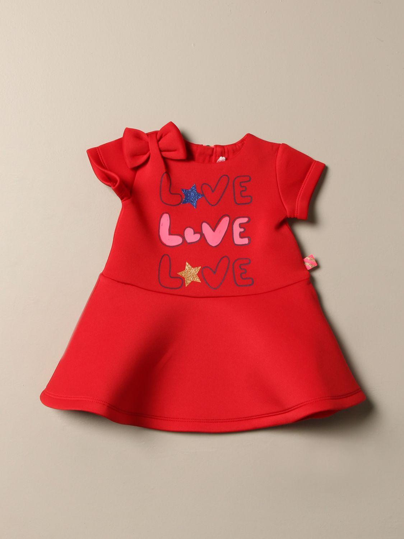连体装 Billieblush: 连体装 儿童 Billieblush 红色 1