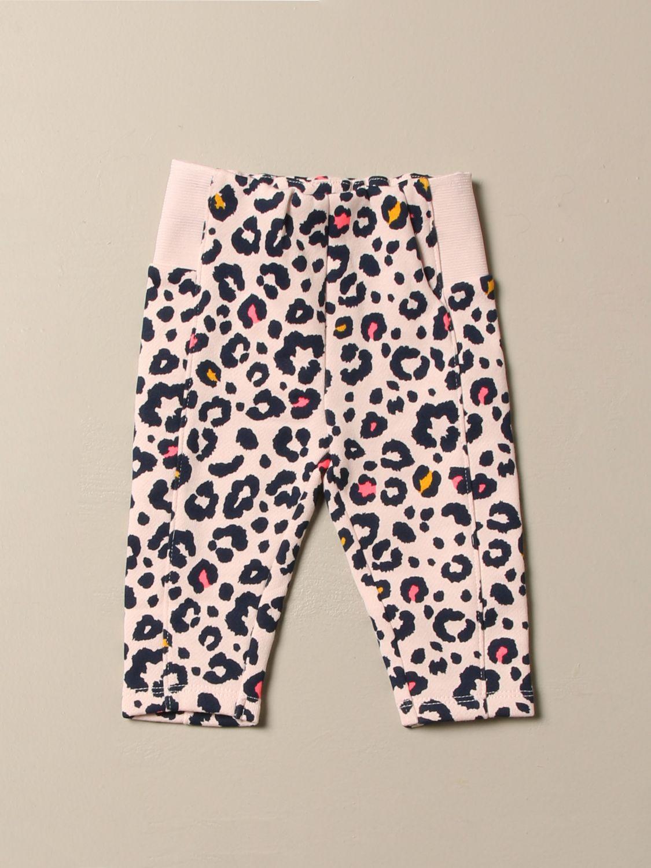 Pantalón Billieblush: Pantalón niños Billieblush rosa 2