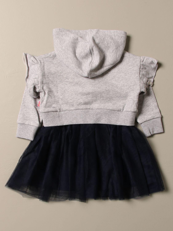Dress Billieblush: Dress kids Billieblush grey 2