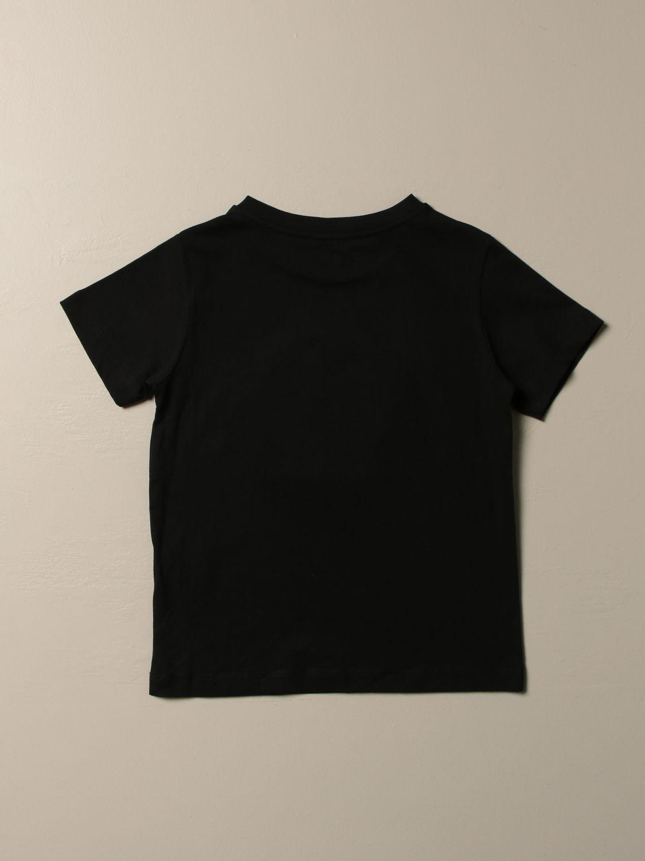 T恤 Balmain: T恤 儿童 Balmain 黑色 2