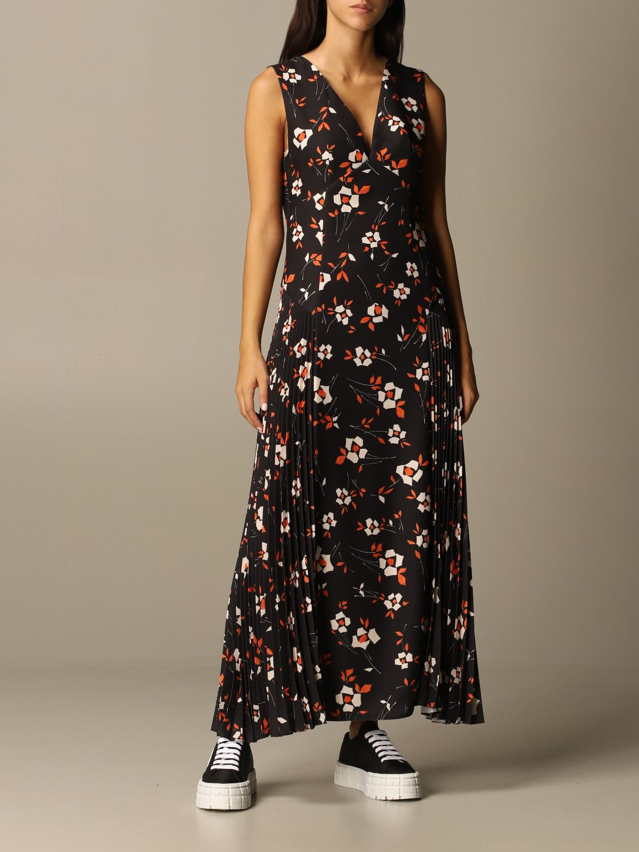 Kleid Damen Prada Kleid Prada Damen Bunt Kleid Prada P3b23 1xh1 Giglio De