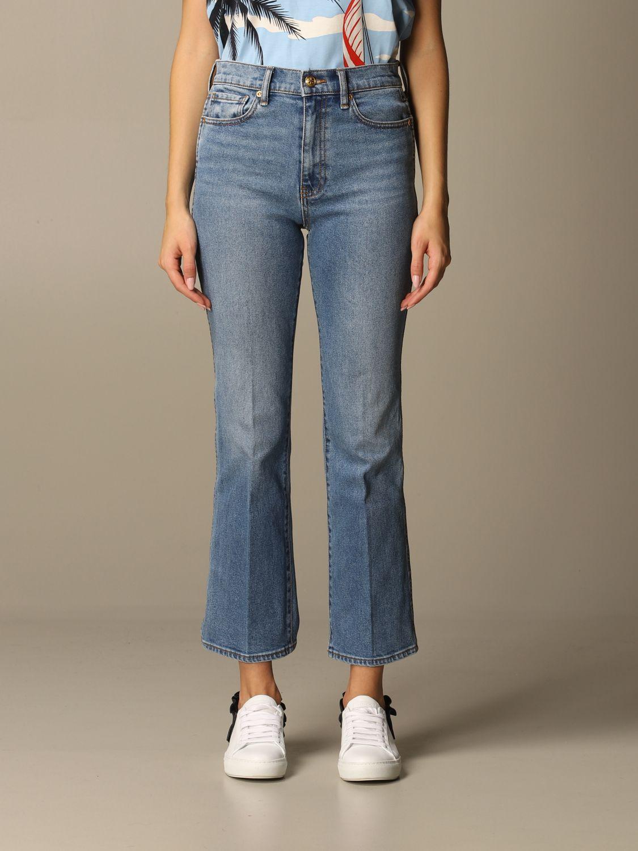 Jeans Tory Burch: Jeans damen Tory Burch blau 1