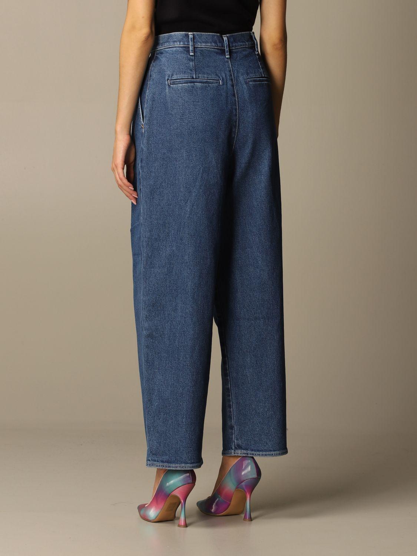 Jeans Tory Burch: Jeans damen Tory Burch blau 3