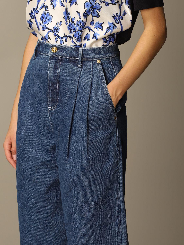 Jeans Tory Burch: Jeans damen Tory Burch blau 4
