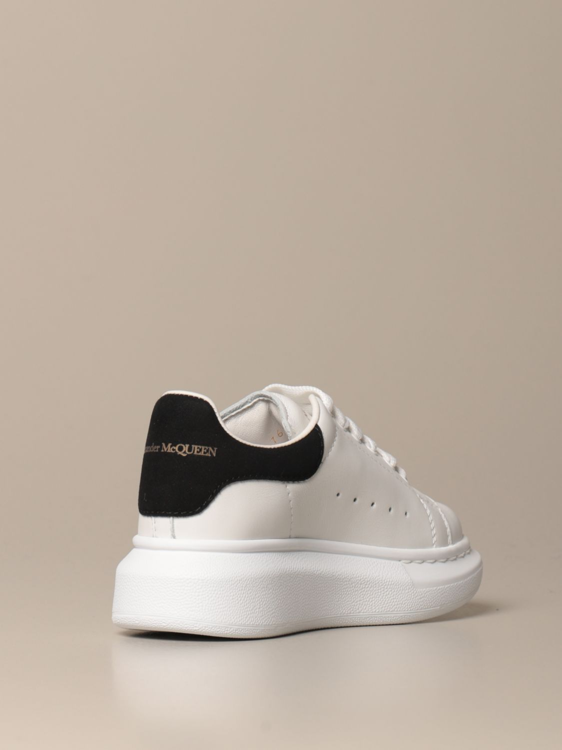 Shoes Alexander Mcqueen: Shoes kids Alexander Mcqueen black 3