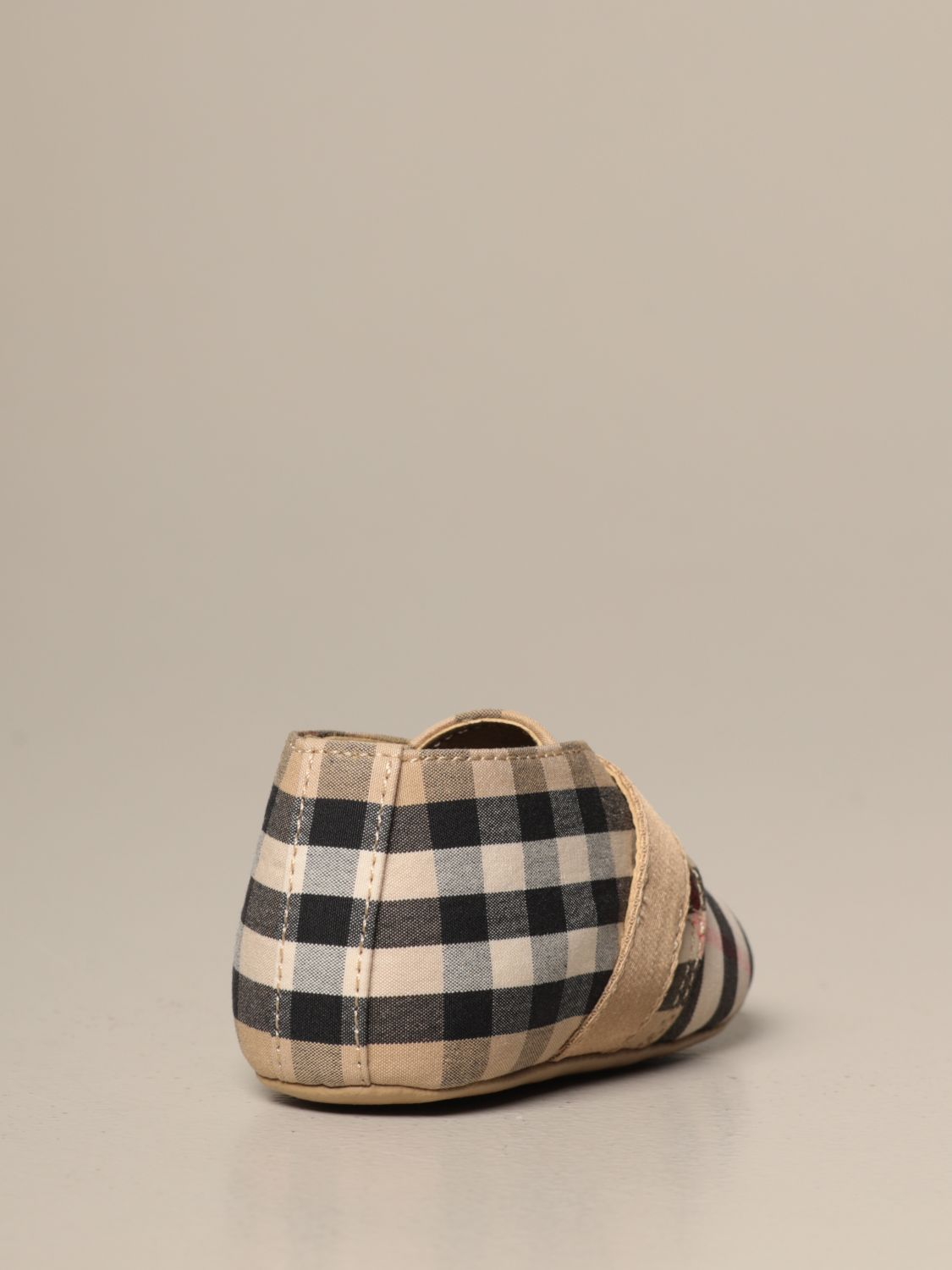 Shoes Burberry: Shoes kids Burberry beige 3