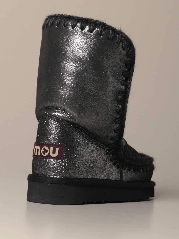 鞋履 Mou: 鞋履 儿童 Mou 黑色 3
