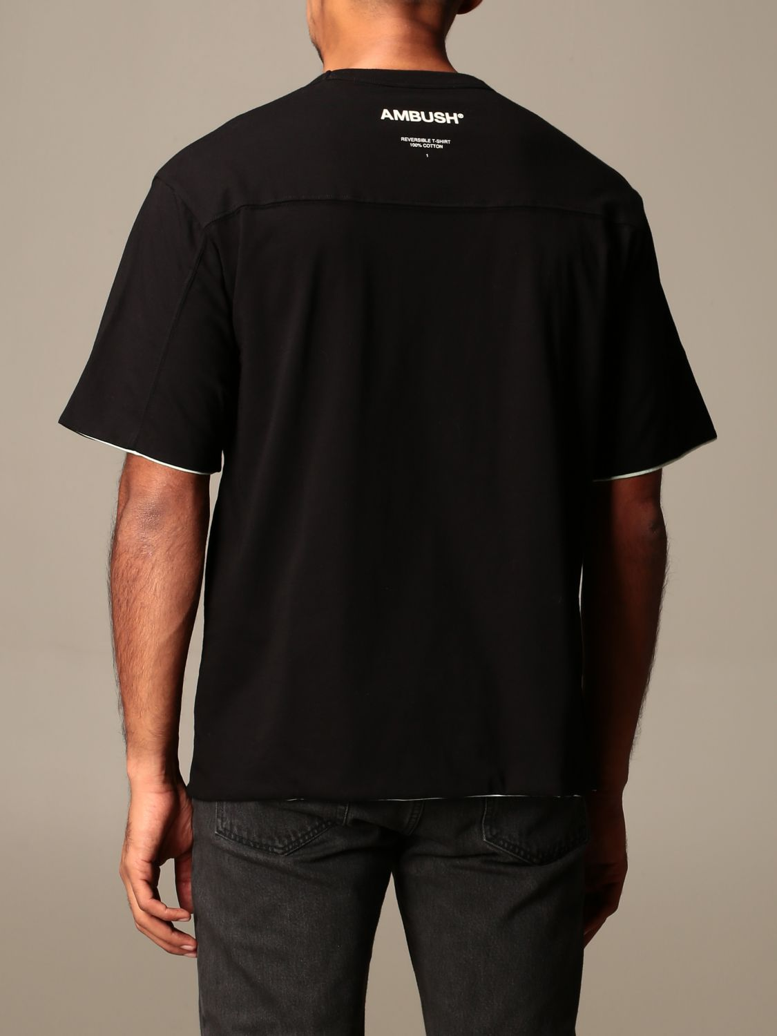 T-shirt Ambush: T-shirt men Ambush black 2