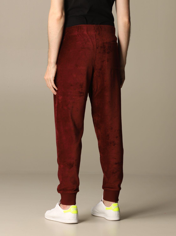 Pants Carhartt: Pants men Carhartt burgundy 3