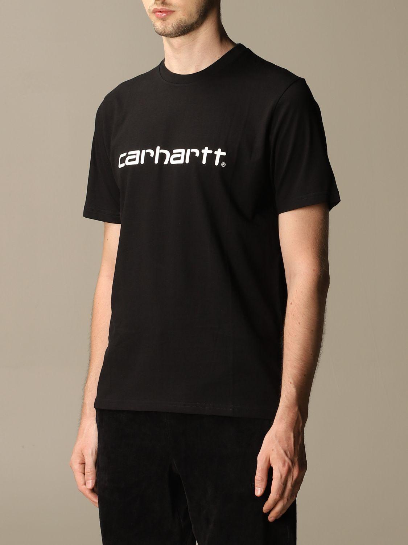 T-Shirt Carhartt: T-shirt herren Carhartt schwarz 1 3