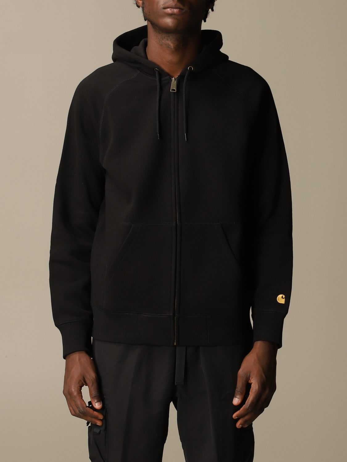 Sweatshirt Carhartt: Sweatshirt men Carhartt black 1