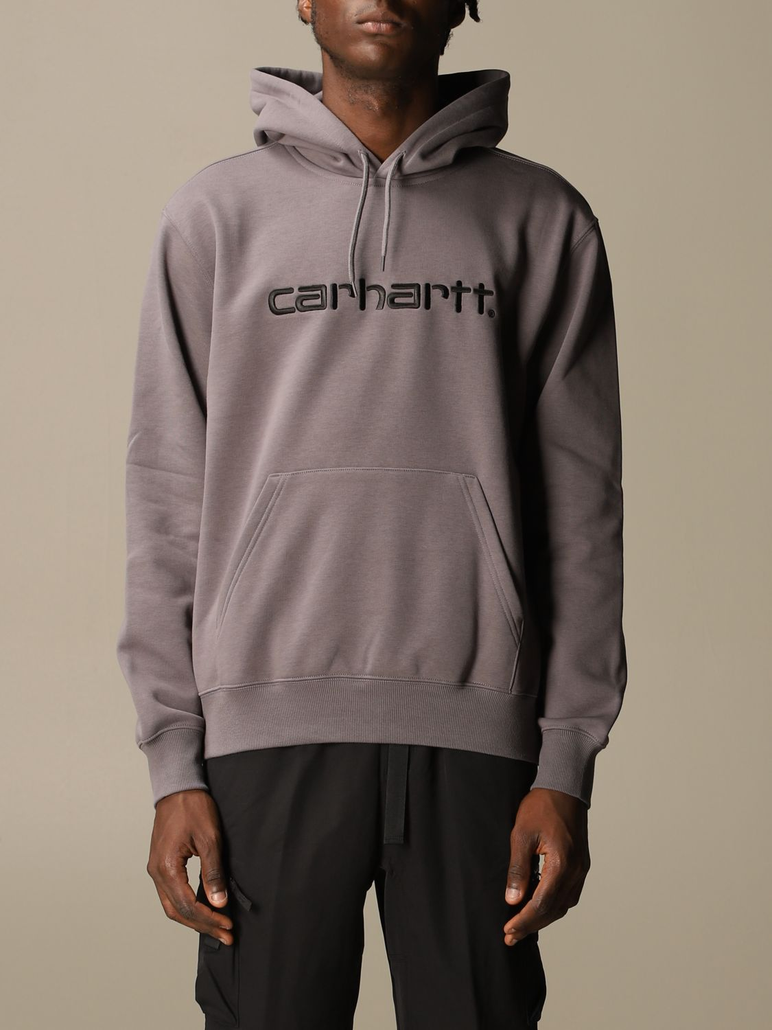 Sweatshirt Carhartt: Sweatshirt men Carhartt black 1 1