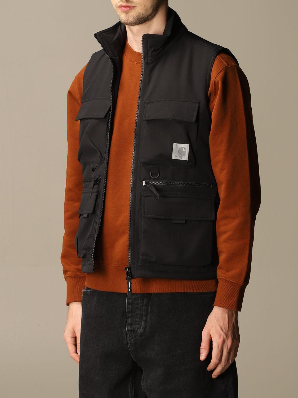 Suit vest Carhartt: Dress women Carhartt black 4