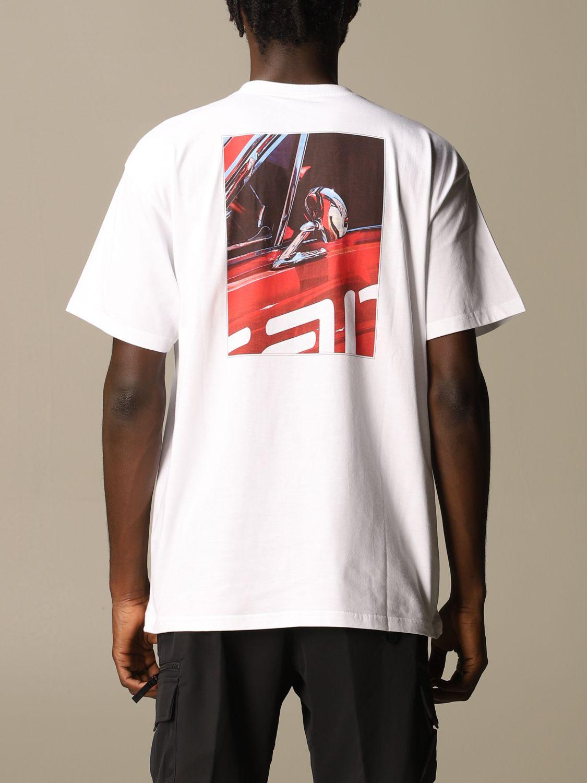 T-Shirt Carhartt: T-shirt herren Carhartt weiß 2