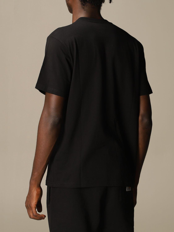 T-shirt Carhartt: Carhartt short-sleeved T-shirt with logo black 2