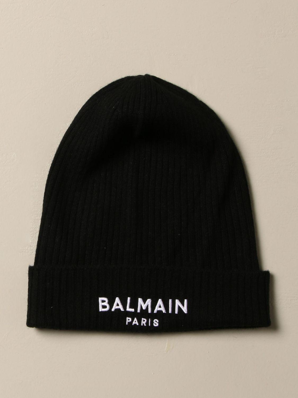帽子 Balmain: 帽子 儿童 Balmain 黑色 1