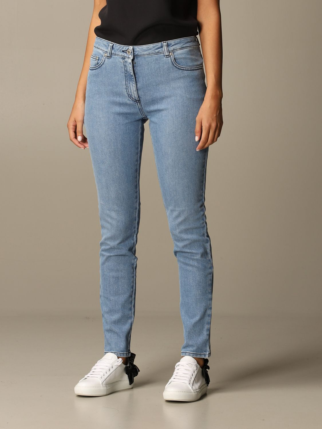 Jeans Moschino Couture: Jeans damen Moschino Couture denim 3